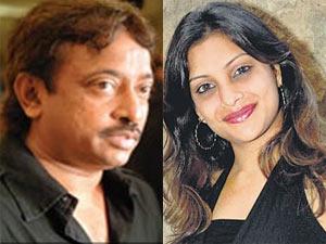 Ram Gopal Verma and Maria Susairaj