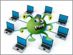 Computer Network virus