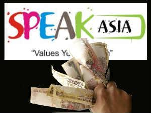 Speak Asia Online