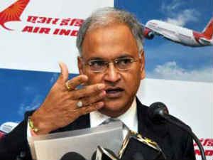 Air India chief Arvind Jadhav