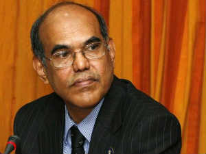 Reserve Bank Governor D Subbarao
