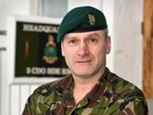 Brigadier Ed Davis