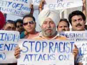 Racial attacks