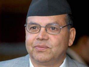 Prime Minister Jhala Nath Khanal
