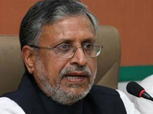 SK Modi, Deputy Chief Minister, Bihar
