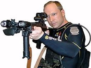 Andrers Behring Breivik