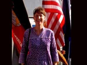 US Vice Consul Maureen Chao