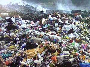 Dumped Garbage