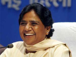 Mayawati, UP Chief Minister
