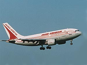 Air India flights