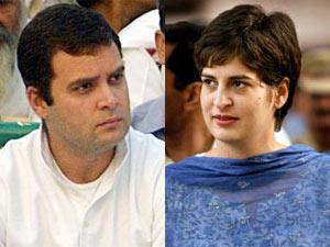 Rahul Gandhi-Priyanka Gandhi