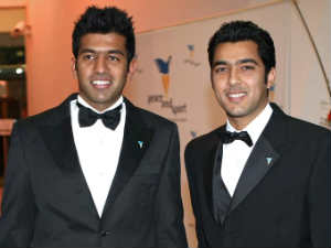 Rohan Bopanna and his Pakistani partner Aisam-Ul-Haq Qureshi