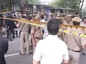 Delhi HC blast