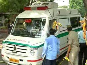 Delhi Blasts