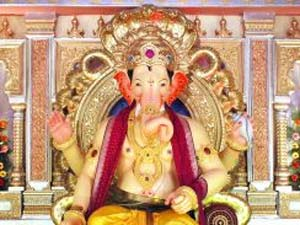Ganesh Idol