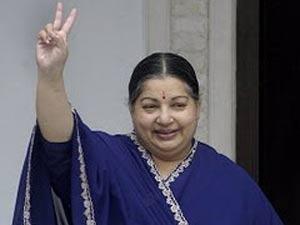 Jayalalithaa, Tamil Nadu CM