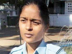 IAF officer Anjali Gupta
