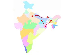 Quake hits Northern and Eastern India