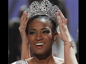 Miss Universe 2011, Leila Lopes
