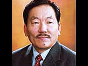 Pawan Chamling, Chief Minister, Sikkim