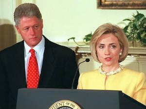 Bill Clinton-Hillary Clinton