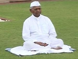 Anna Hazare Maunabrath