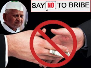 Say NO to BRIBE