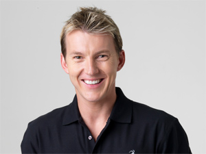 Australian Cricketer-Rockstar, Brett Lee