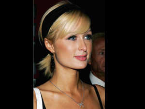 Paris Hilton, International socialite