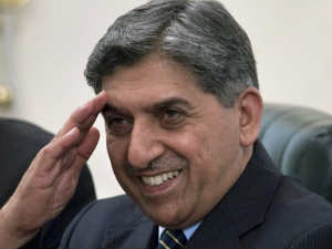 ISI chief Lt Gen Ahmed Shuja Pasha