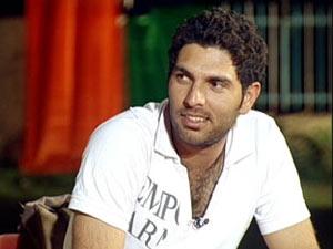 Cricketer Yuraj Singh