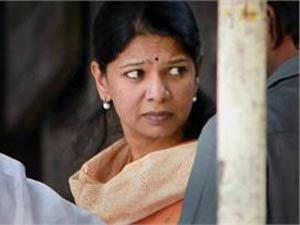 2 G accused Kanimozhi