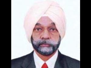 HAL director, Baldev Singh