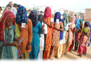 Polling kicks off for Hisar bypolls