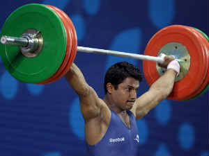 Chandrakant Mali won three gold medals