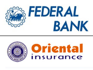 Federal Bank of India and Oriental Insurance Company