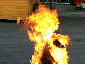 Self Immolations