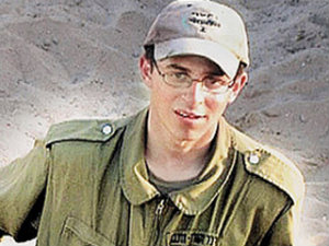 Soldier Gilad Shalit