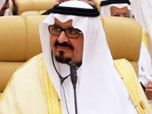 Saudi Prince Sultan bin Abdul Aziz