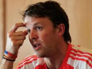 England cricketer Graeme Swann