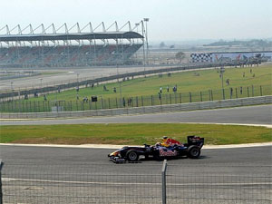 Formula 1 Track Noida