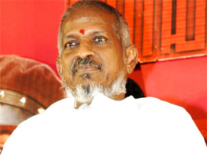 Tamil music director Ilayaraja
