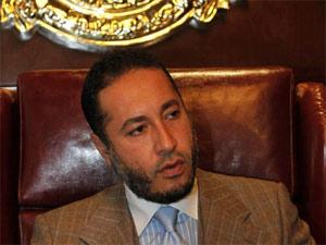 Saad Gaddafi