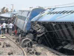 Train Mishap