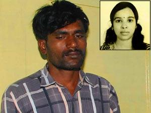Govindachamy with Soumya
