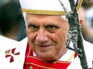 Pope Benedict XVI i
