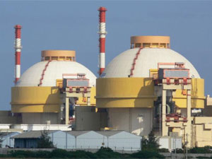 Koodankulam nuclear plant protests