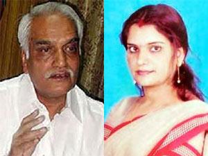 Mahipal Maderna and Bhanwari Devi