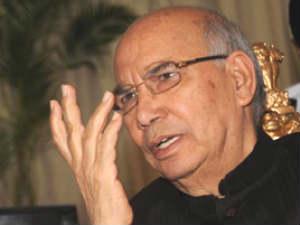 Governor H R Bhardwaj