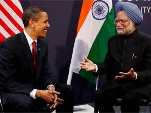 Manmohan Singh-Barack Obama
